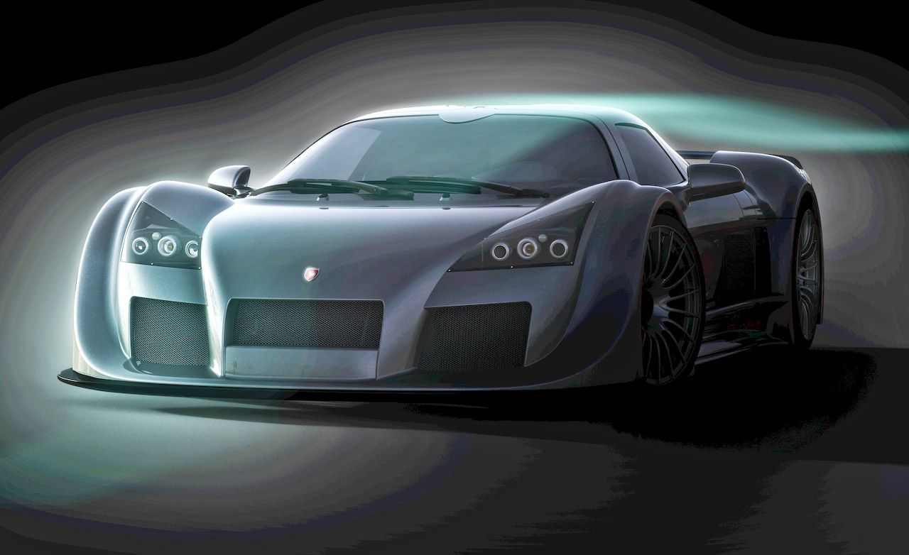 2009 Gumpert Apollo Speed