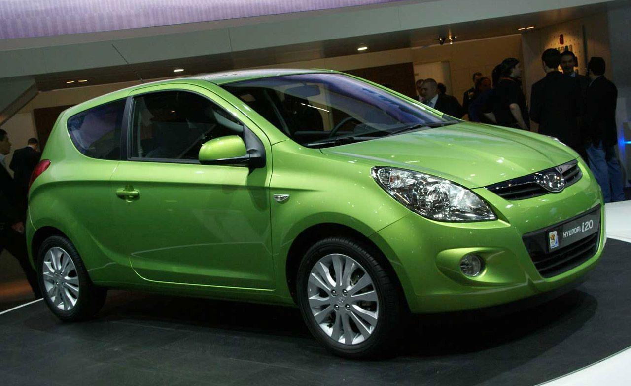 & 2009 Hyundai i20 Three-Door