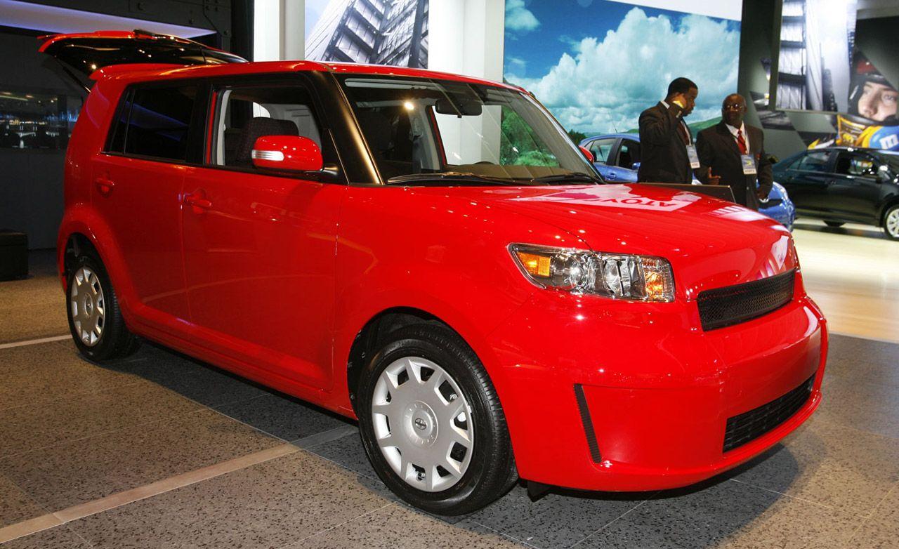 2009 Scion xB RS 6.0
