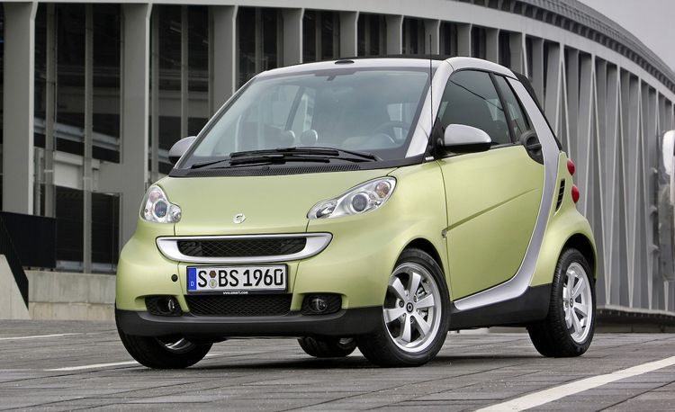 2009 Smart Fortwo Cabriolet Limited Edition Three