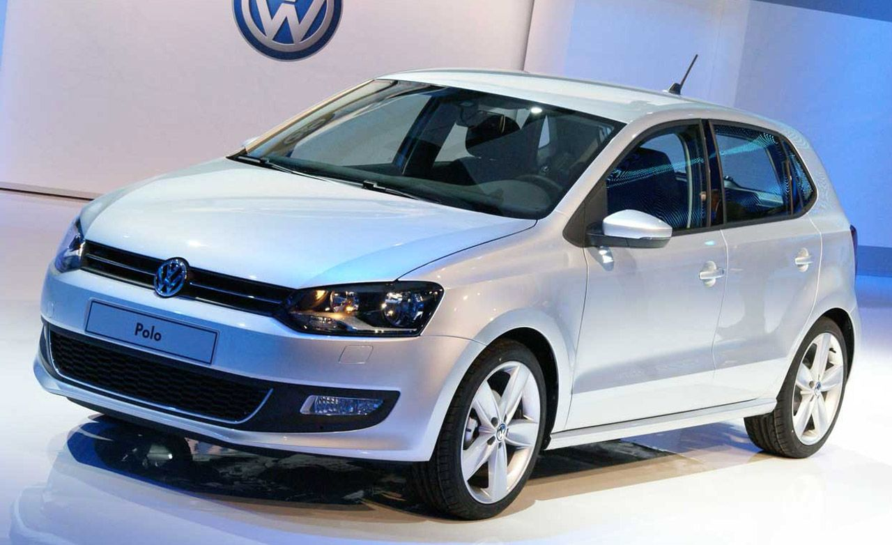 2009 volkswagen polo. Black Bedroom Furniture Sets. Home Design Ideas