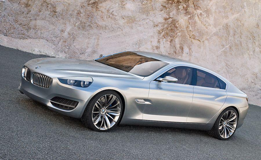 BMW GranTurismo / Concept CS Cancelled