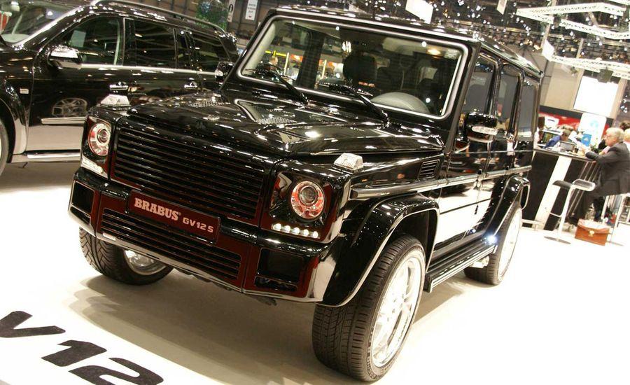 2010 Brabus G V12 S Biturbo