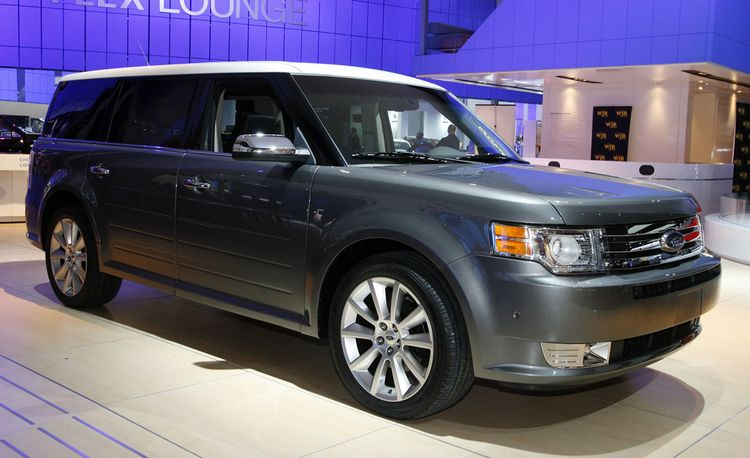 2010 Ford Flex With EcoBoost V6