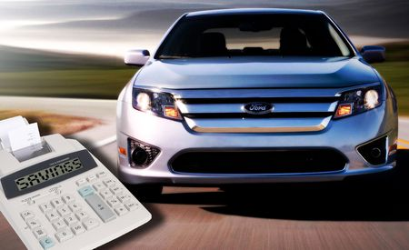 2010 Ford Fusion and Mercury Milan Qualify for Industry's Highest Hybrid Tax Credit