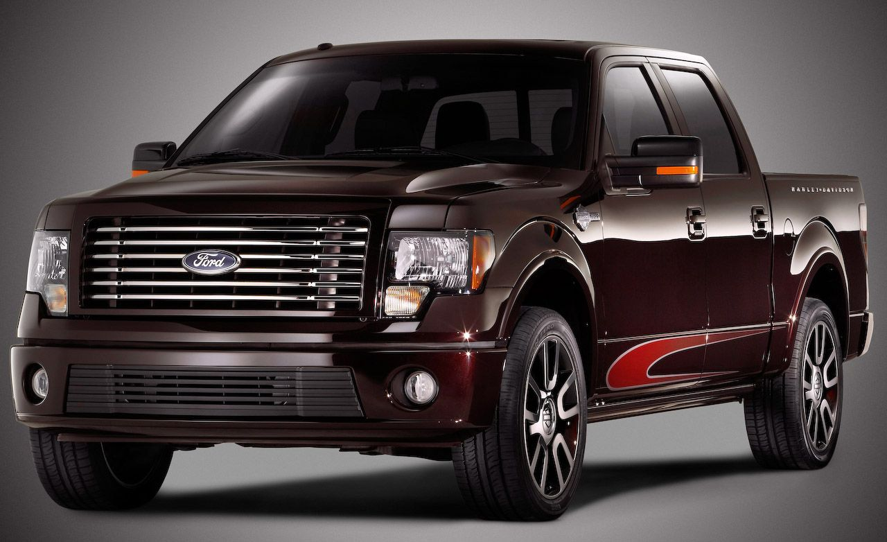 2010 Ford Harley-Davidson F-150 SuperCrew
