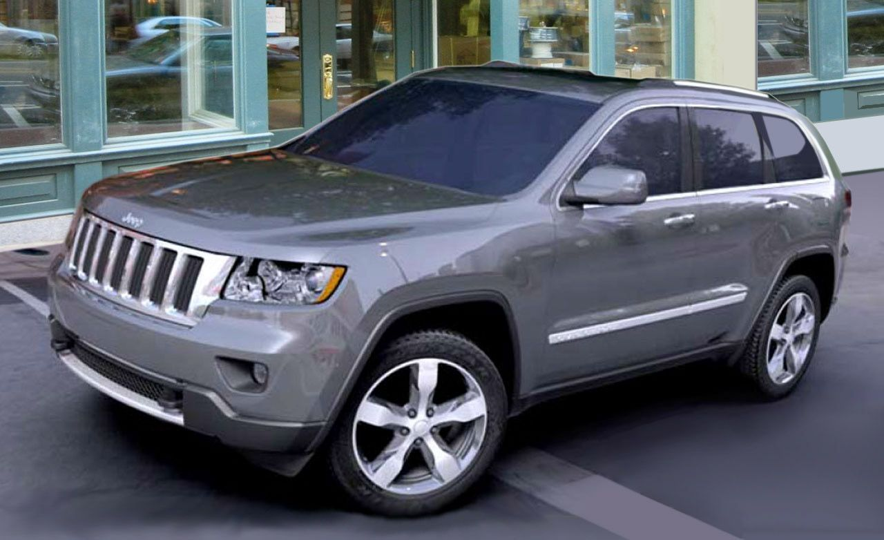 2010 Jeep Grand Cherokee Revealed