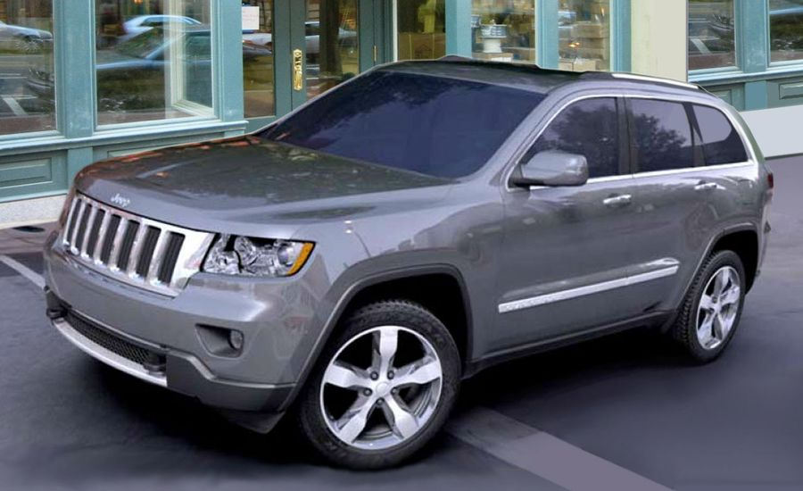2010 Jeep Grand Cherokee Revealed