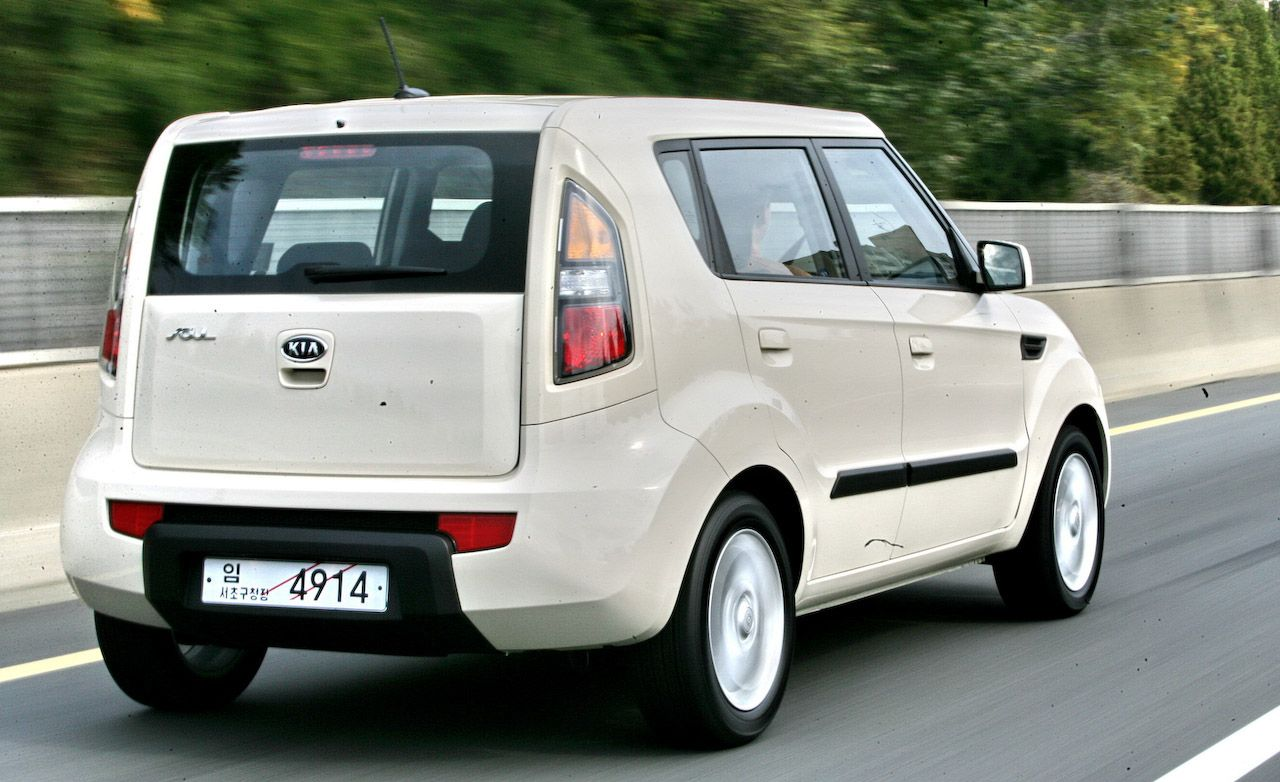 2010 Kia Soul Pricing and Options Overview