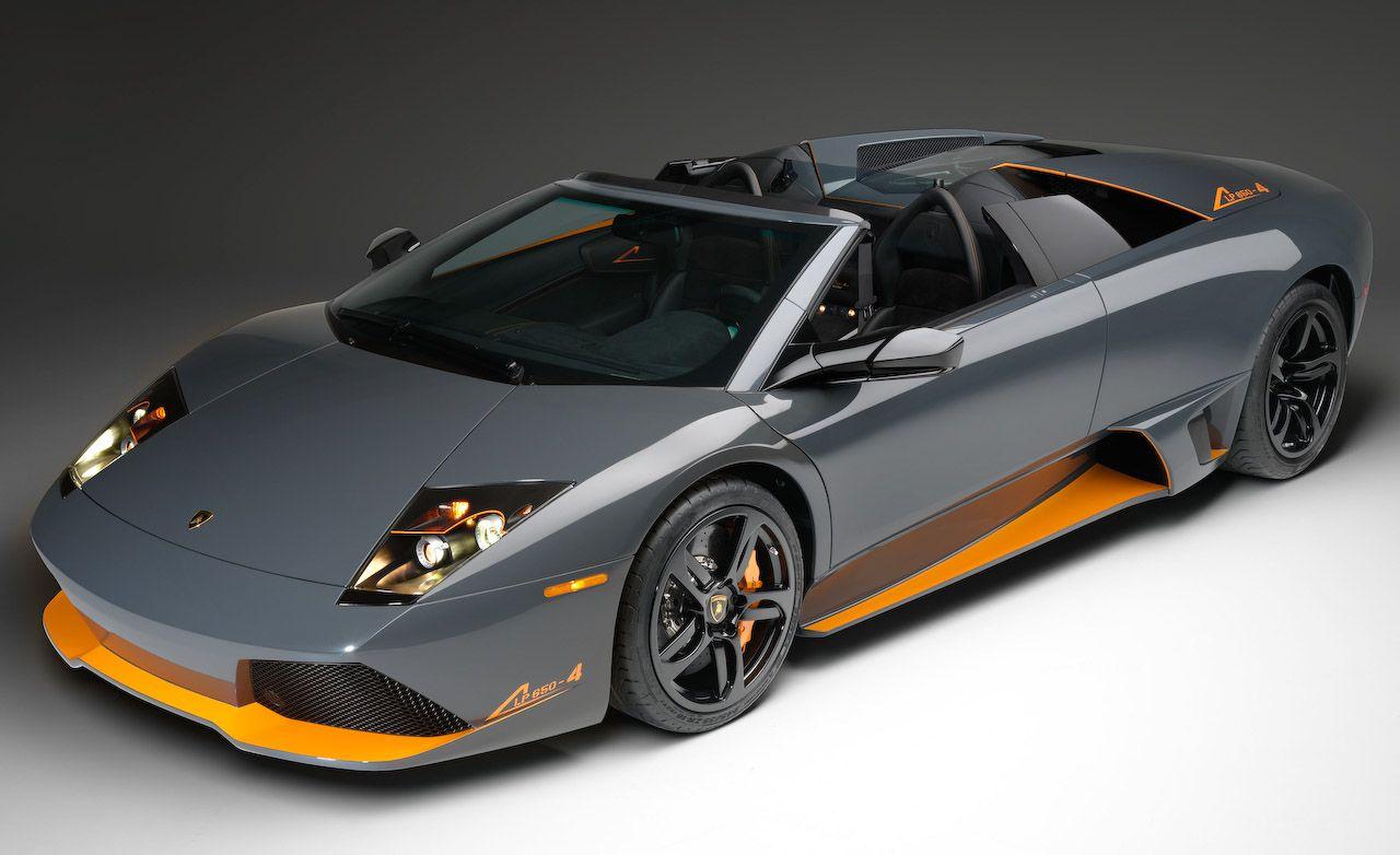 2010 Lamborghini Murciélago LP650-4 Roadster