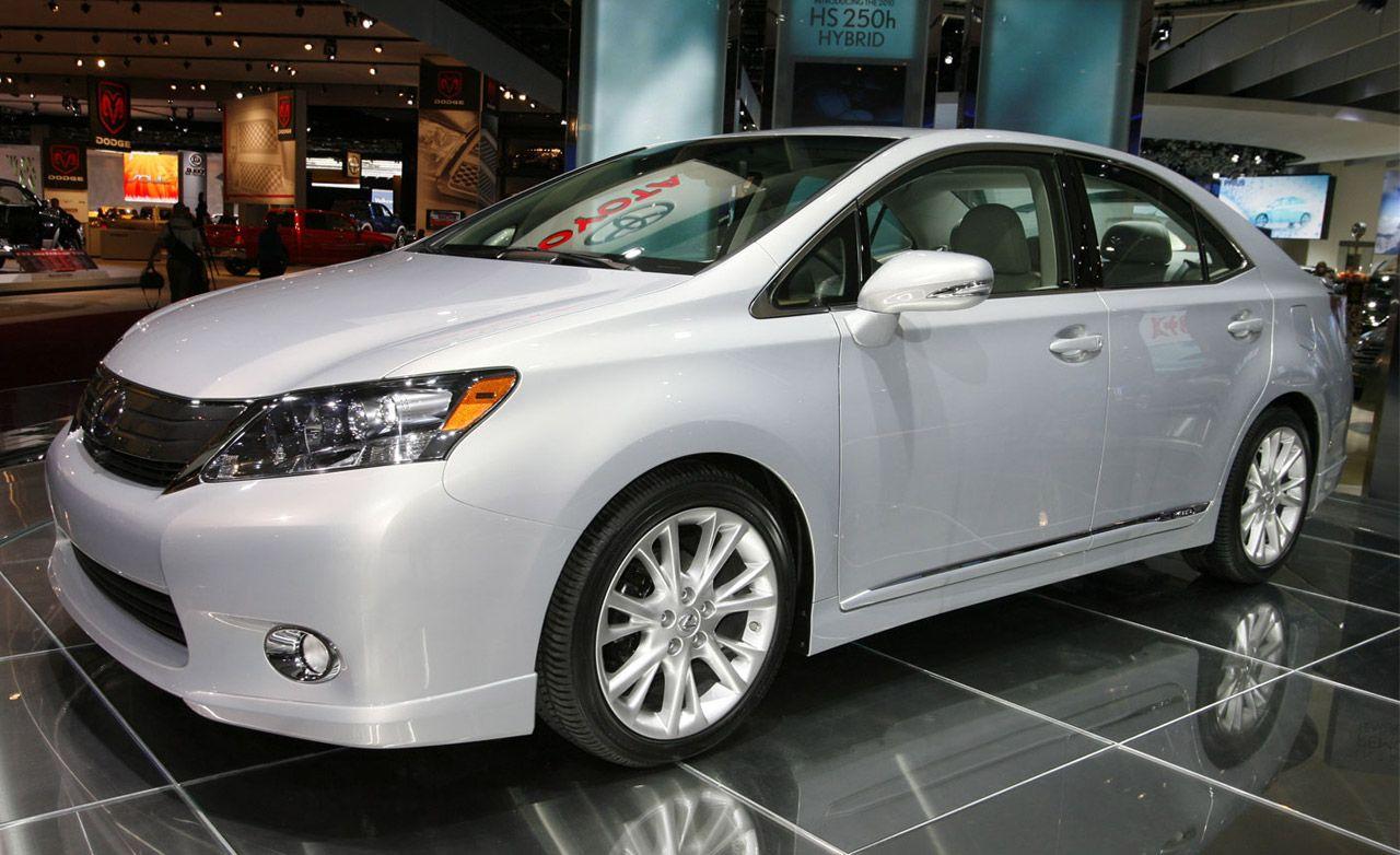 Honda Build And Price >> 2010 Lexus HS250h Hybrid