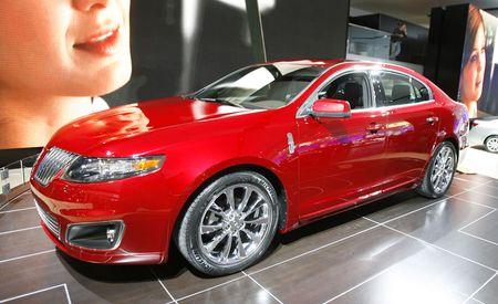 2010 Lincoln MKS With EcoBoost V6