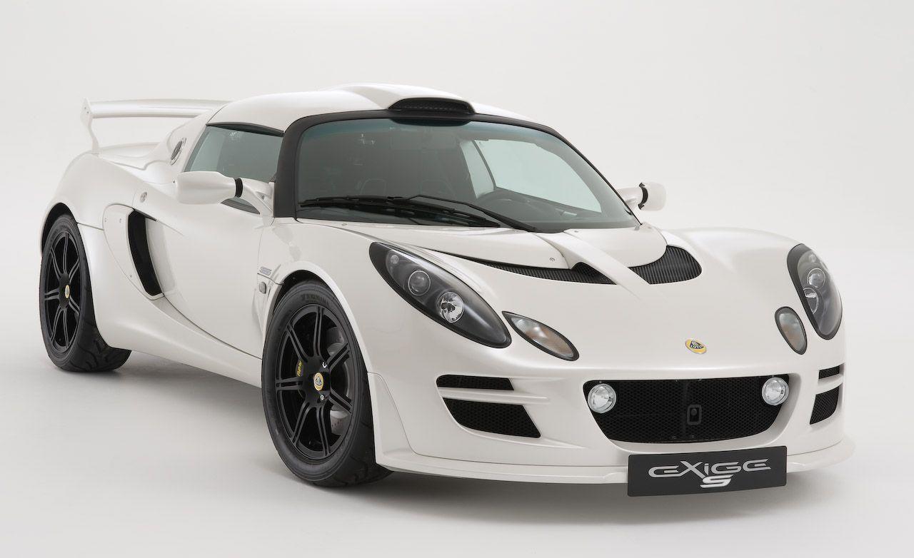 2010 Lotus Exige S / Exige S 260 Sport