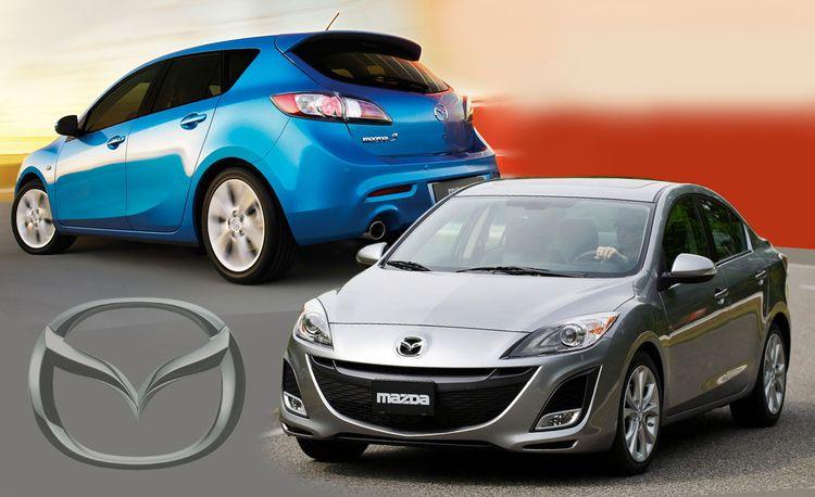 2010 Mazda 3 Sedan and Hatchback Pricing Announced