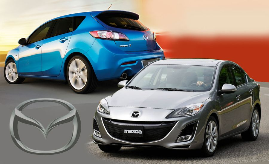2010 Mazda 3 Sedan and Hatchback Pricing Announced