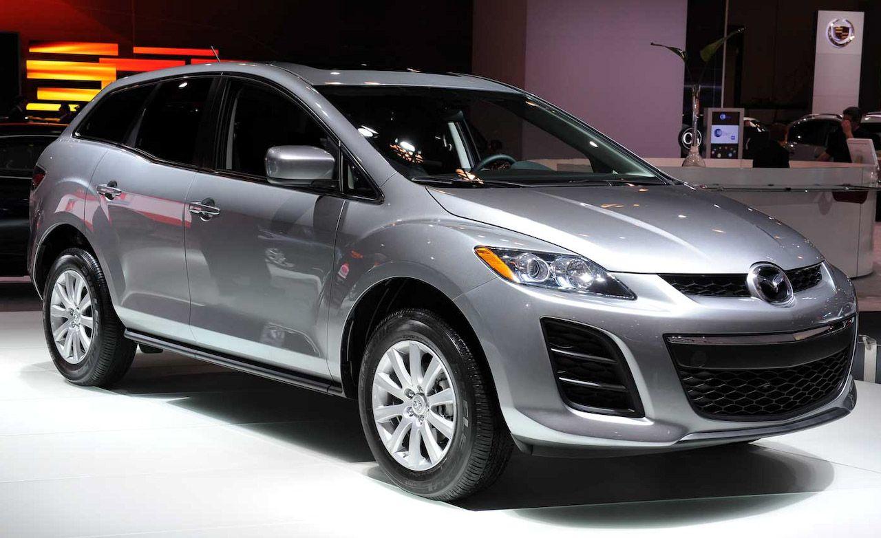 2010 mazda cx 7 2 2 mzr cd diesel review car and driver