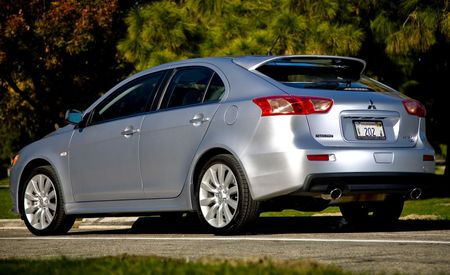 2010 Mitsubishi Lancer Sportback Confirmed for U.S.