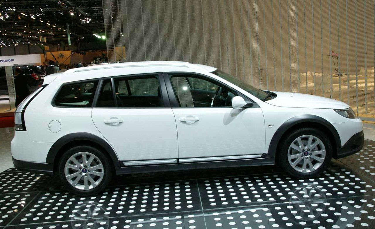 2010 Saab 9-3X