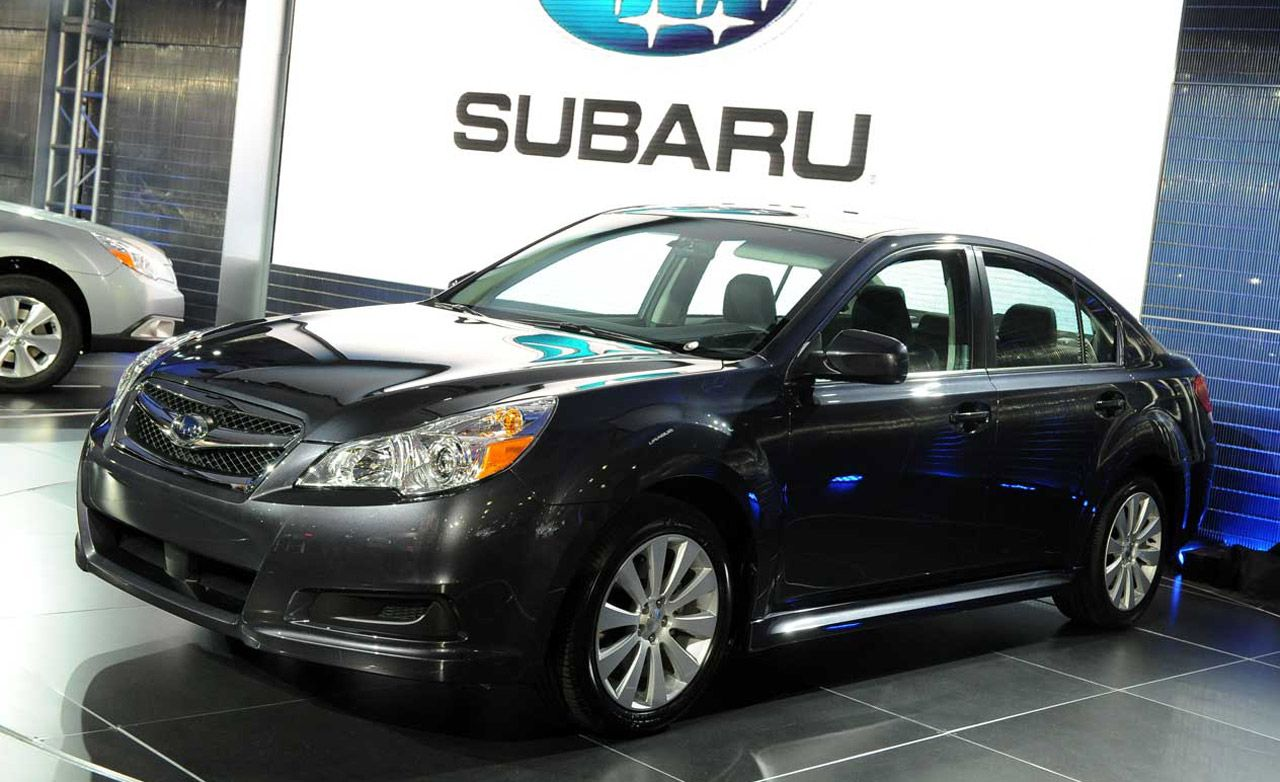 Subaru Legacy Reviews - Subaru Legacy Price, Photos, and Specs ...