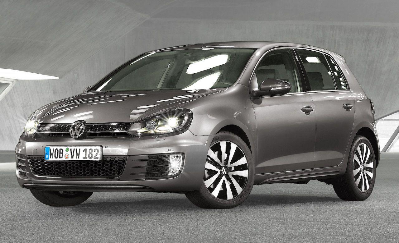 2010 Volkswagen GTD