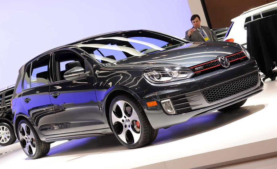 2010 Volkswagen GTI Revealed