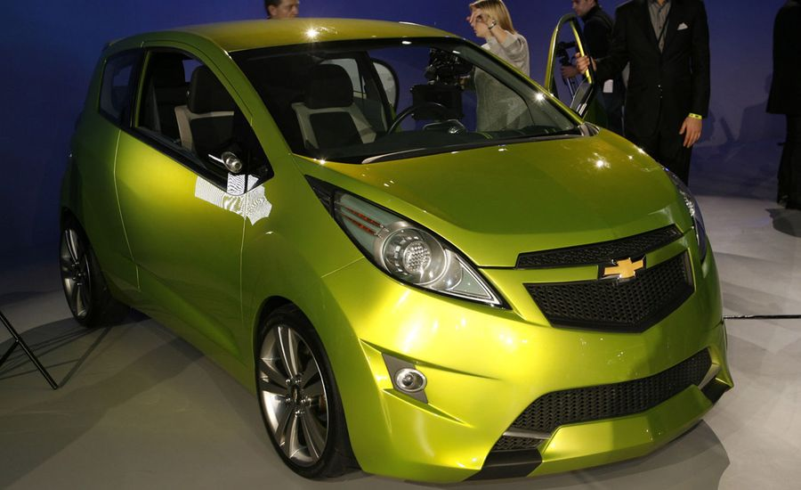 2011 Chevrolet Spark Confirmed For Us