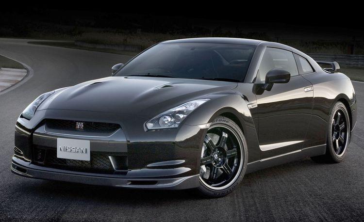 2011 Nissan GT-R Spec V