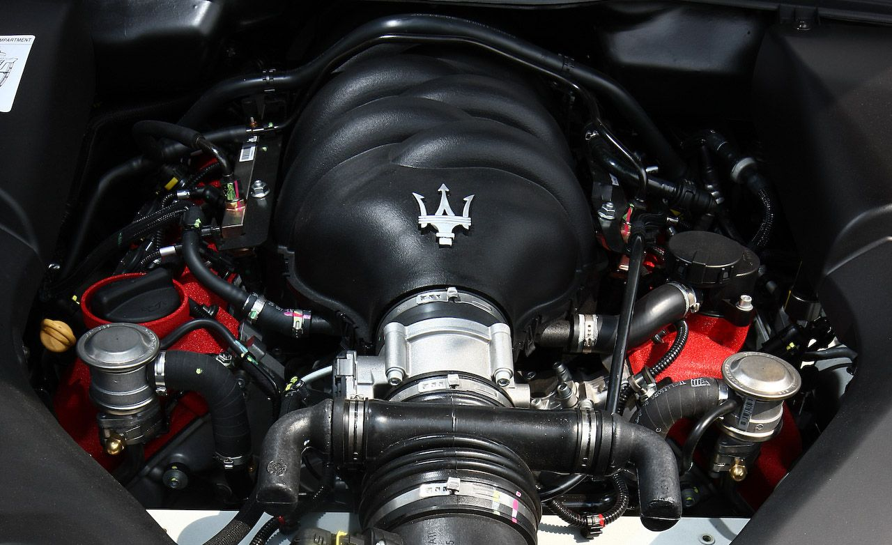 A Revving Maserati Engine has a Biological Effect on Women