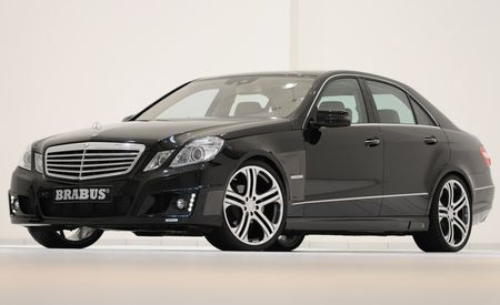 Brabus Introduces Tuning Program for 2010 Mercedes-Benz E-class