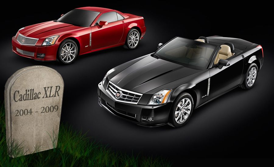 Cadillac XLR to be Killed After 2009, CTS Coupe Delayed