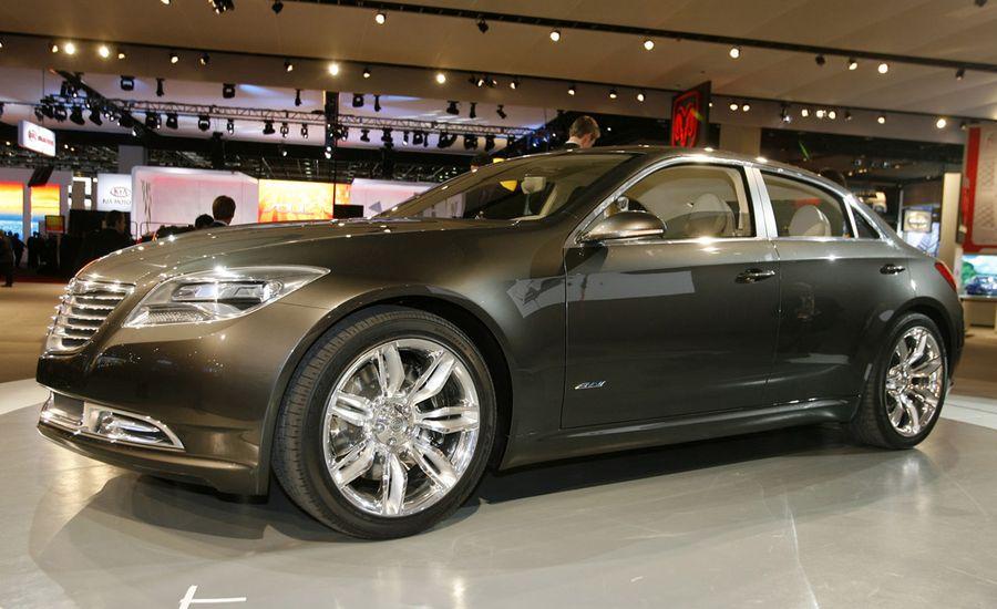 Chrysler 200C EV Concept
