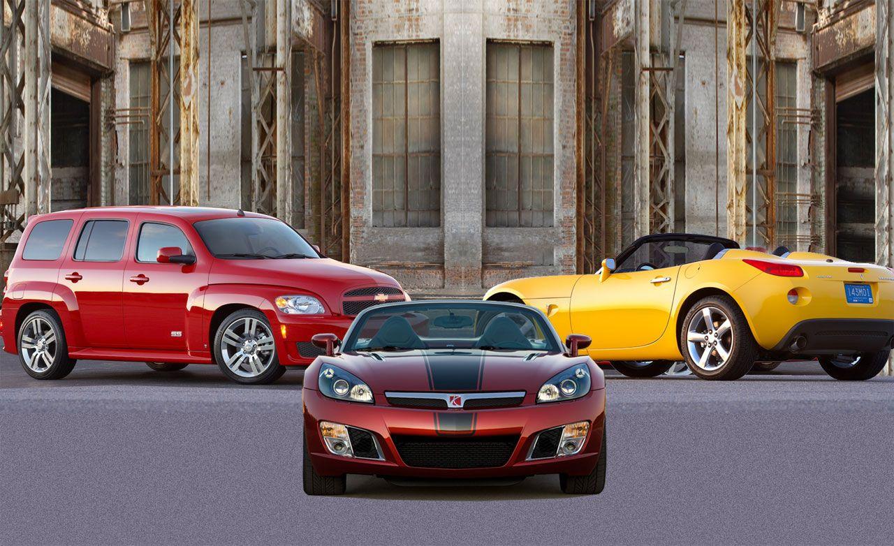 Dealer-Installed Performance Option for Pontiac Solstice ...