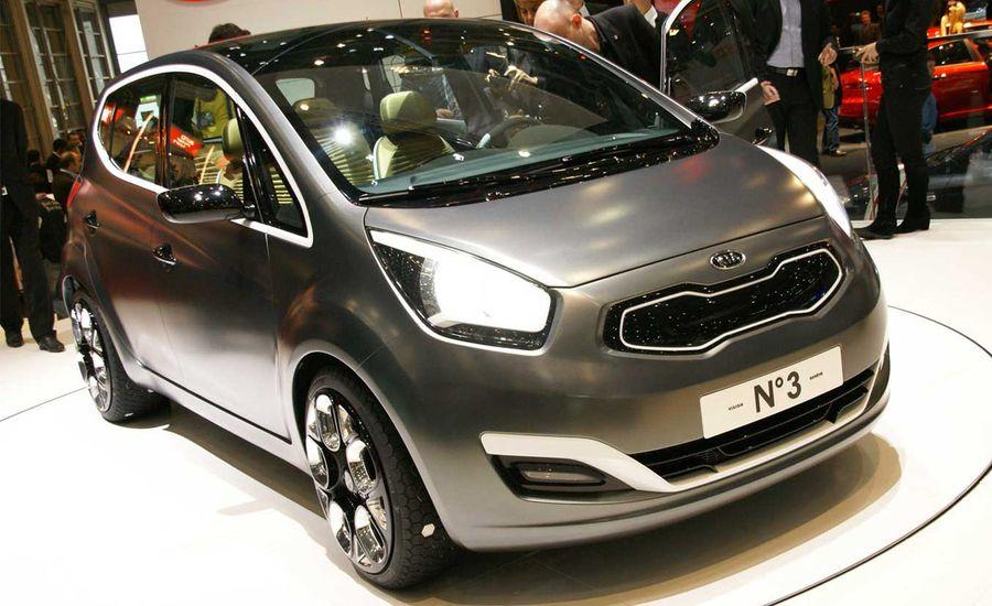 Kia No. 3 Concept