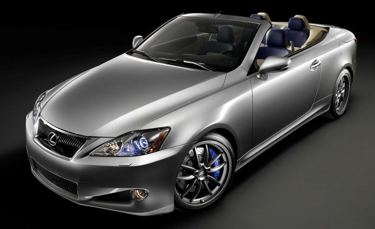 Lexus Expands F-Sport Performance Parts Line