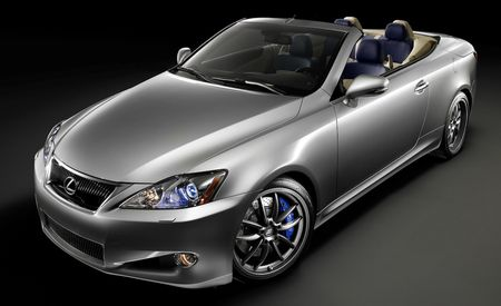 Lexus Expands F-Sport Performance Parts Line