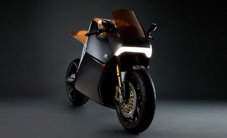 Mission Motors Electric Motorcycle
