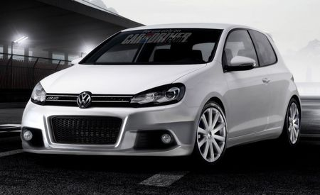 Scoop! 2010 Volkswagen Golf R Series Turbo Coming to America