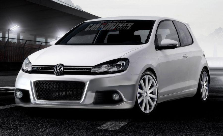Scoop! 2010 Volkswagen Golf R Series Turbo Coming to America