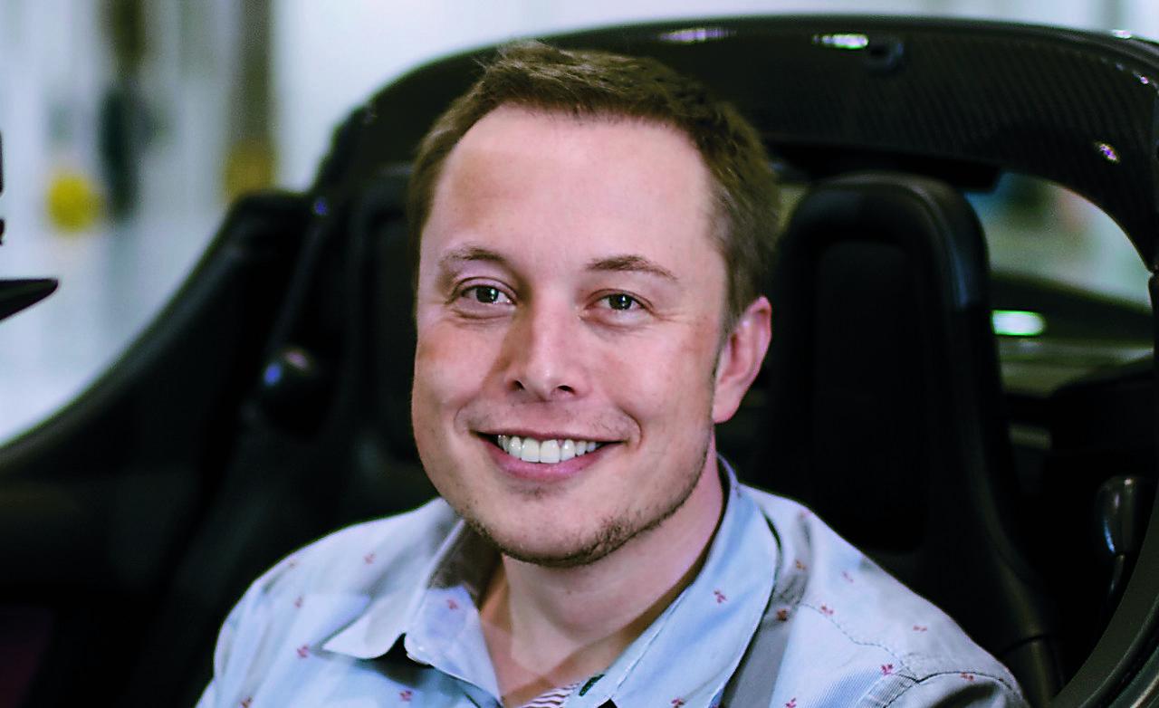 Tesla Motors: An Interview With Founder Elon Musk