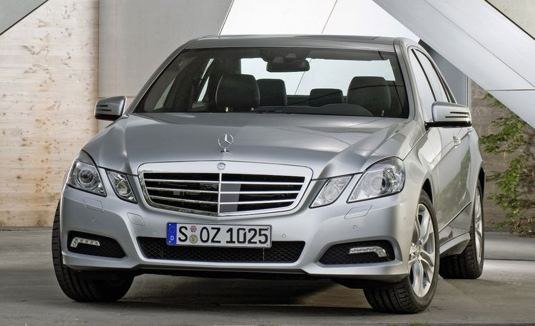 2010 Mercedes-Benz E-Class Sedan and Coupe Pricing, Model Timeline Announced