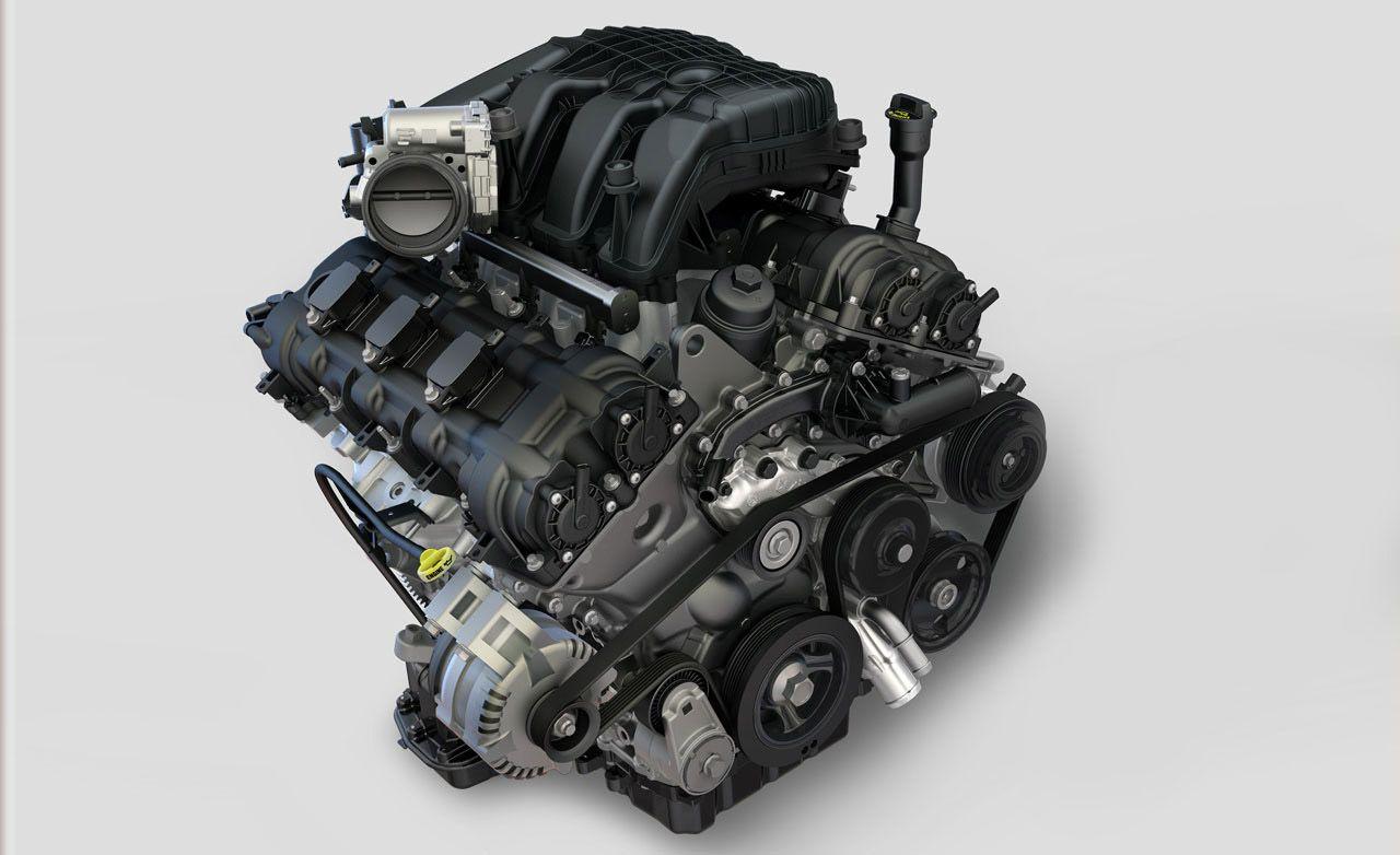 Chrysler Unveils Pentastar V-6 Engine