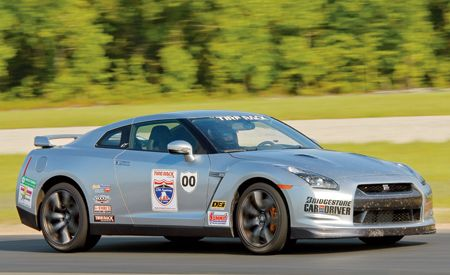 2009 Nissan GT-R: Tire Rack One Lap of America