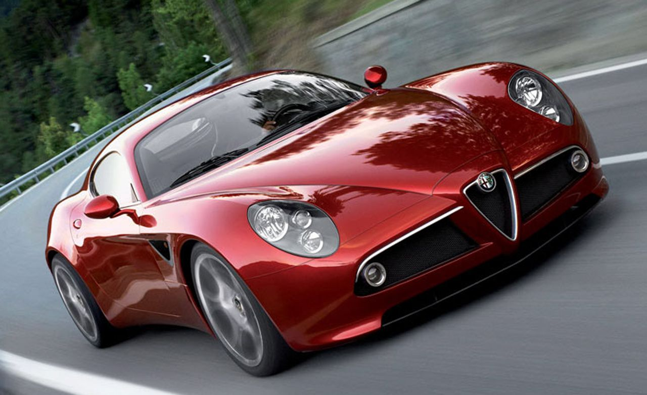 Top 10 Most Beautiful Cars for 2009