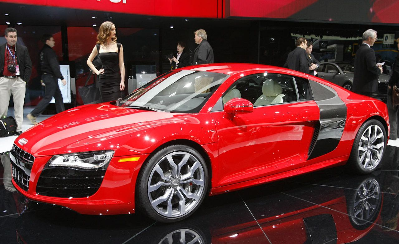 Five Fun Debuts at the 2009 Detroit Auto Show