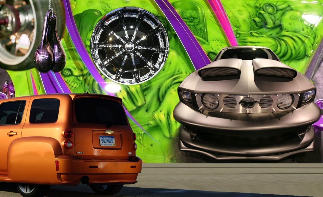 Junk on Your Trunk: 15 Terrible Automotive Accessories