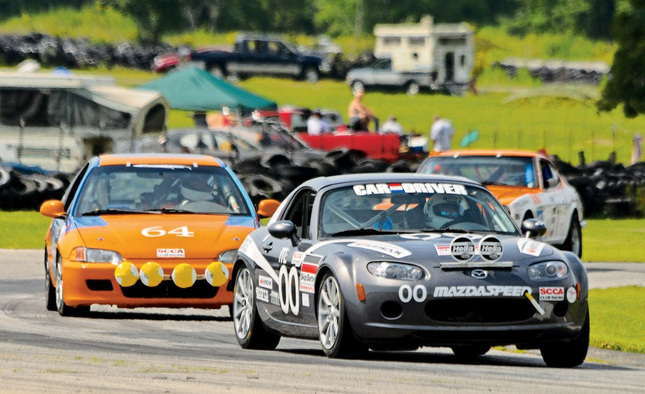 Racing 101: The Crash Course