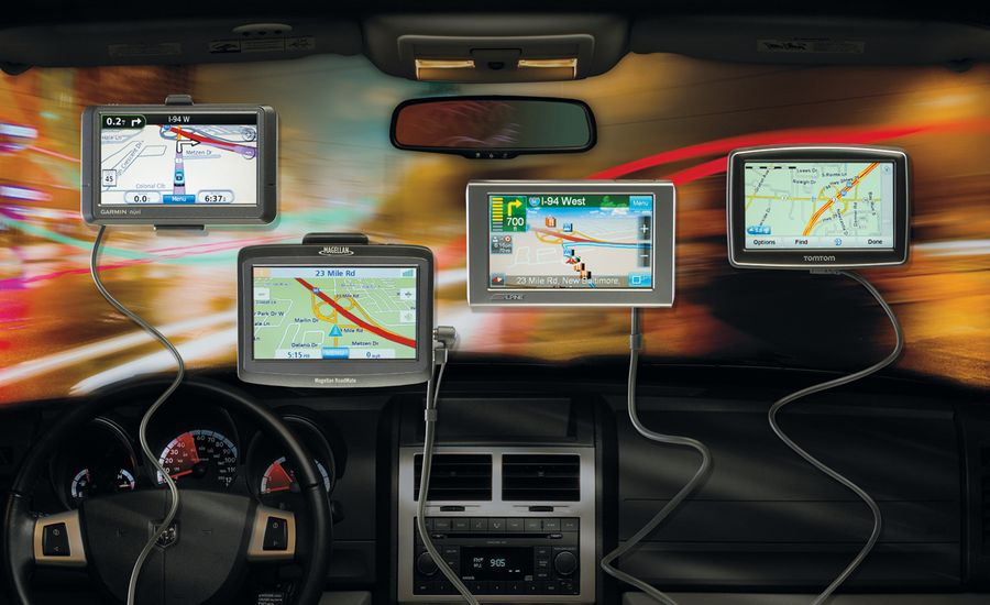 Automotive Accessories: Affordable Navigation Units Compared
