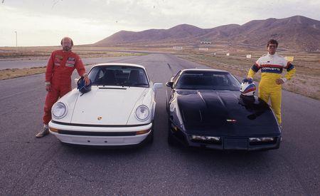 1989 Chevrolet Corvette Z51 vs. Porsche 911