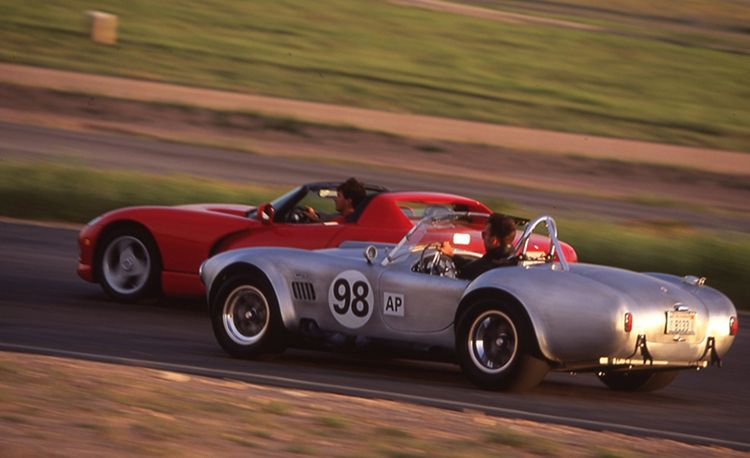 From the Archives: Original Dodge Viper RT/10 vs. Shelby 427SC Cobra