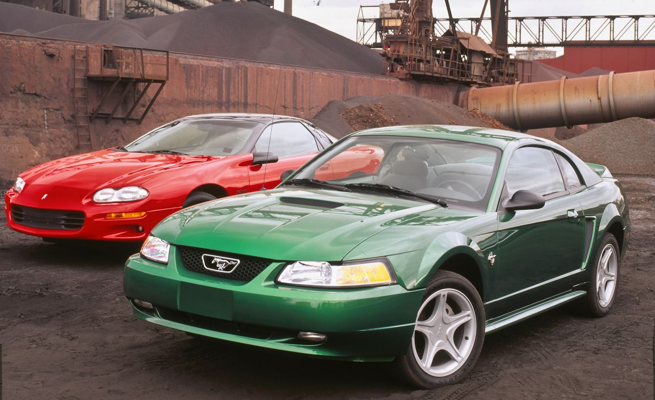 Ford Mustang GT | Archived Comparison | Comparisons | Car And Driver